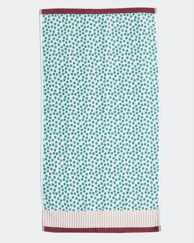 Carolyn Donnelly Eclectic Spot Velour Hand Towel thumbnail