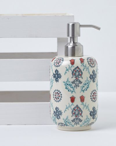 Carolyn Donnelly Eclectic Geo Soap Dispenser