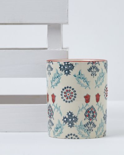 Carolyn Donnelly Eclectic Geo Tumbler