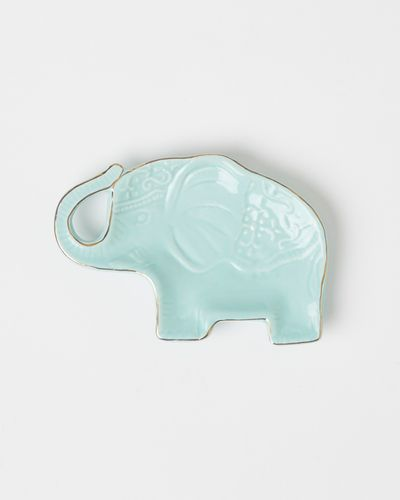 Carolyn Donnelly Eclectic Elephant Trinket Tray