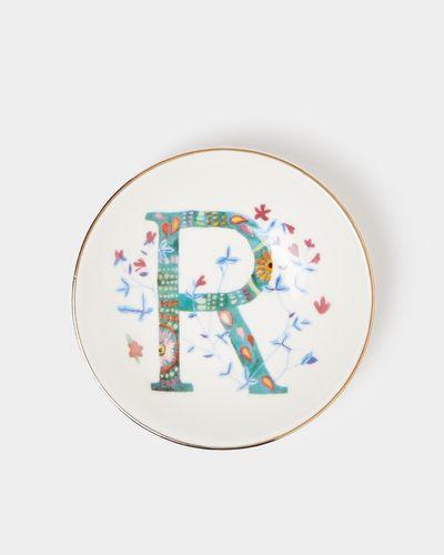 Carolyn Donnelly Eclectic Alphabet Trinket Dish thumbnail