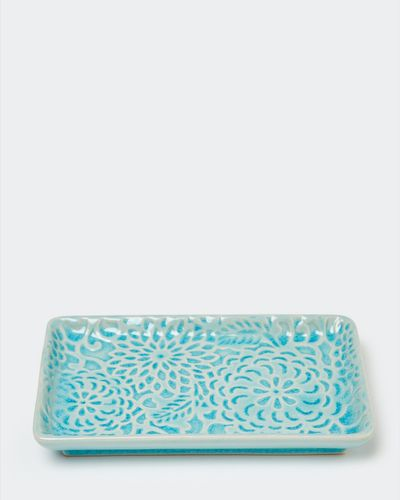 Carolyn Donnelly Eclectic Ceramic Trinket Tray
