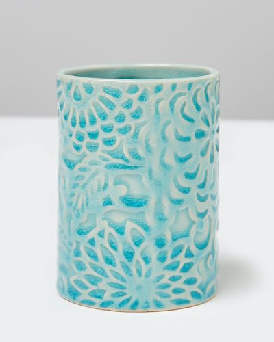 Carolyn Donnelly Eclectic Ceramic Tumbler