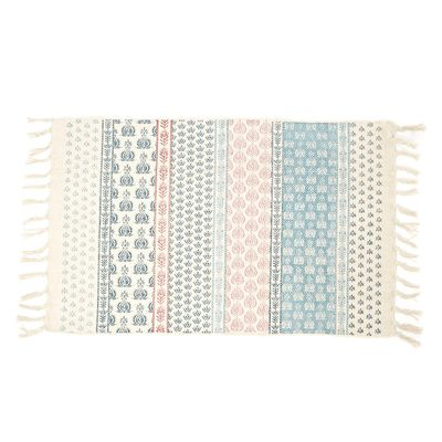 Carolyn Donnelly Eclectic Printed Bath Mat thumbnail