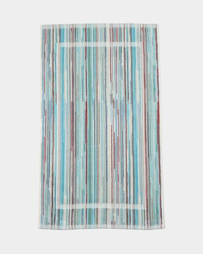Carolyn Donnelly Eclectic Stripe Bath Mat