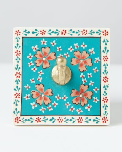 Carolyn Donnelly Eclectic Painted Wall Hook thumbnail