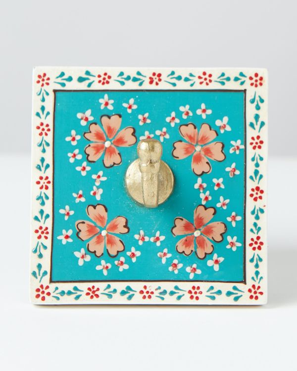 Carolyn Donnelly Eclectic Painted Wall Hook