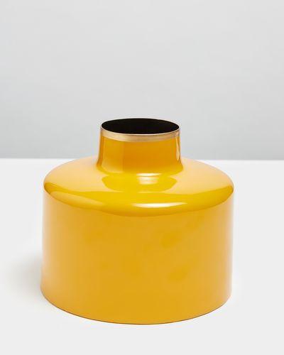 Carolyn Donnelly Eclectic Medium Enamel Vase