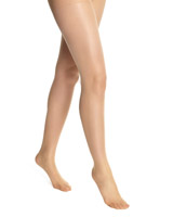 natural-tan 20 Denier Shine Tights - Pack Of 3