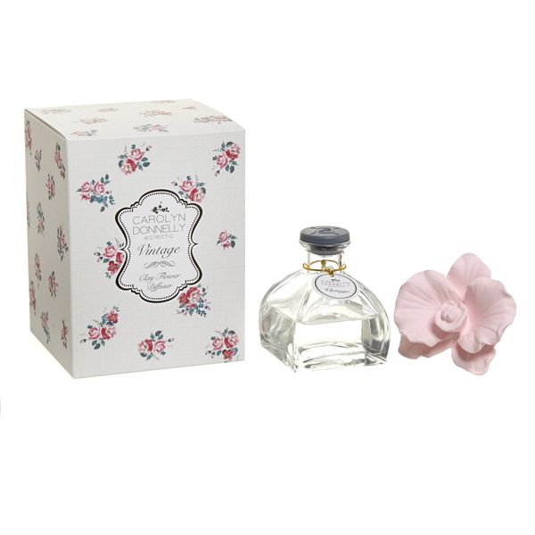 Carolyn Donnelly Eclectic Clay Flower Diffuser