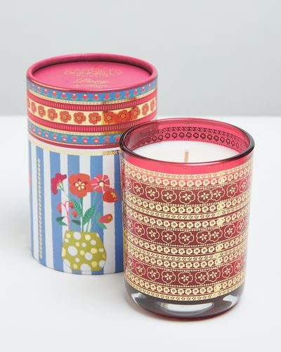 Carolyn Donnelly Eclectic Printed Boxed Candle