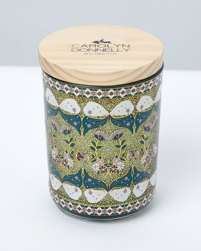 Carolyn Donnelly Eclectic Wood Lid Candle thumbnail