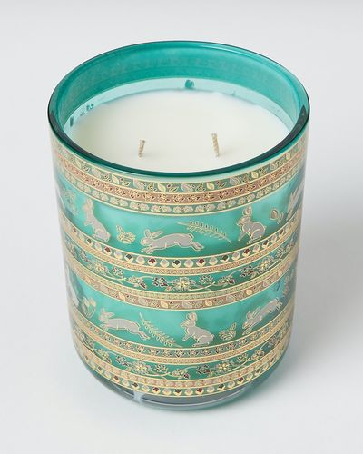 Carolyn Donnelly Eclectic Soho Decal Candle thumbnail