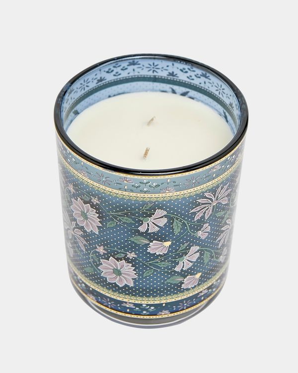 Carolyn Donnelly Eclectic Soho Decal Candle