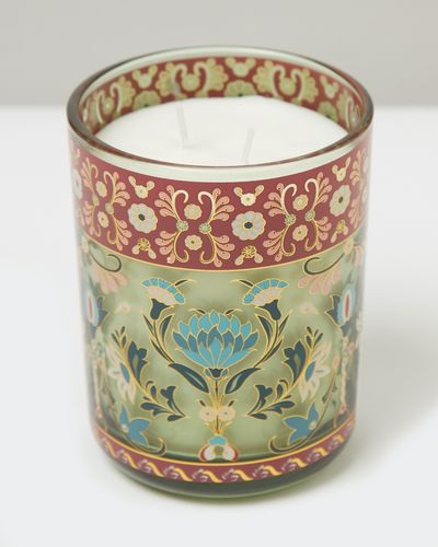 Carolyn Donnelly Eclectic Decal Candle