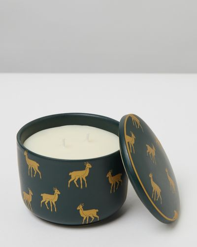 Carolyn Donnelly Eclectic Ceramic Lid Candle