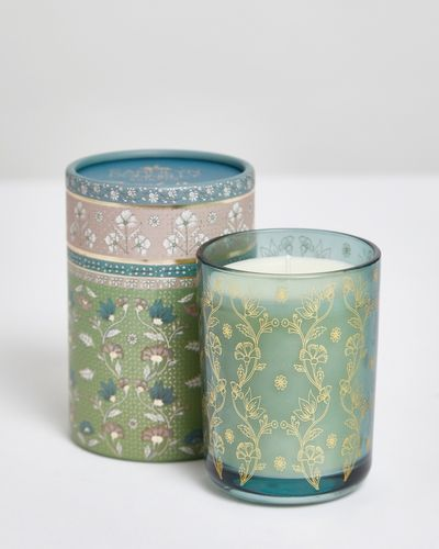 Carolyn Donnelly Eclectic Printed Candle