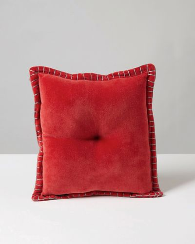 Carolyn Donnelly Eclectic Blanket Stitch Scatter Cushion