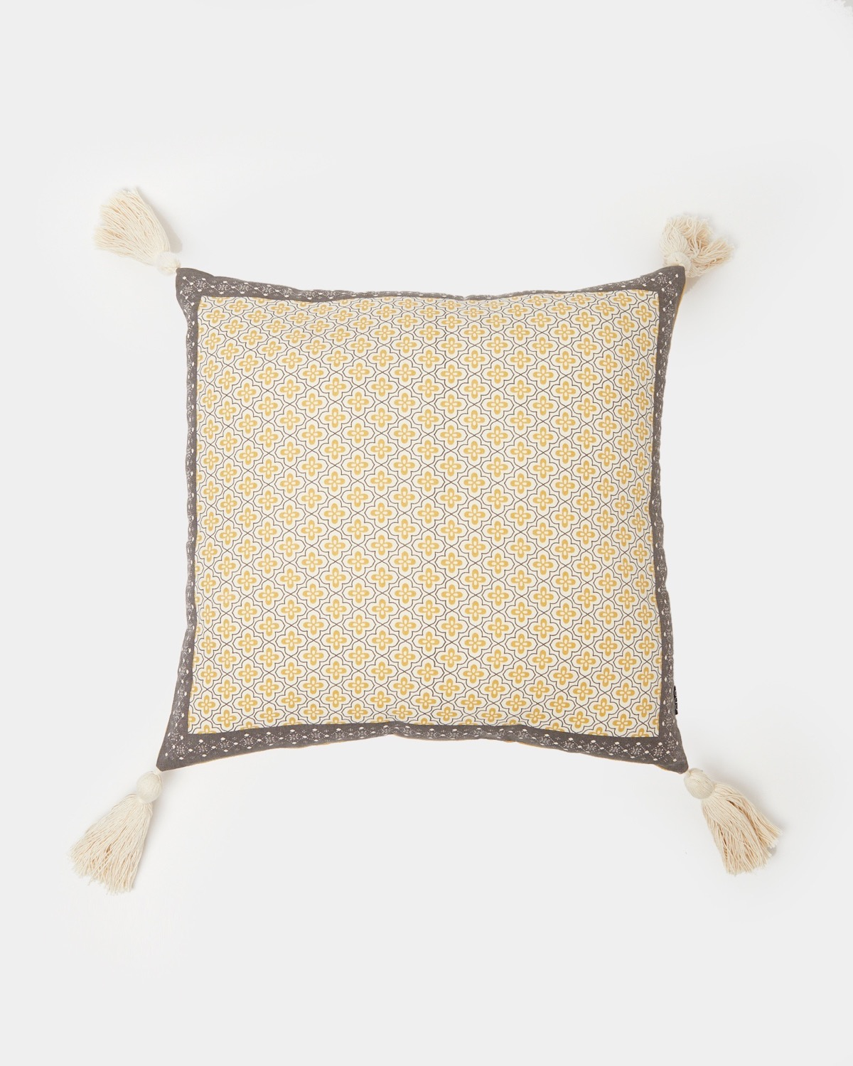 Carolyn Donnelly Eclectic Printed Square Cushion