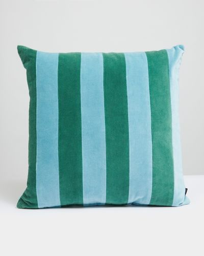Carolyn Donnelly Eclectic Stripe Cushion