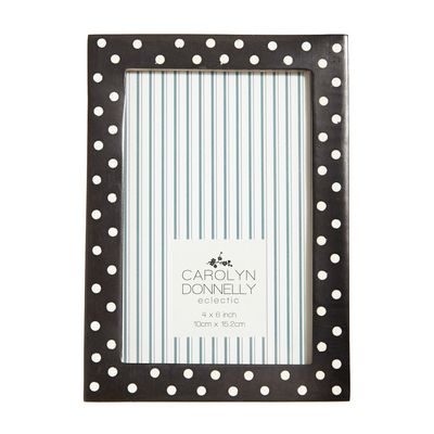Carolyn Donnelly Eclectic Polka Dot Frame thumbnail