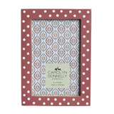 rose Carolyn Donnelly Eclectic Polka Dot Frame
