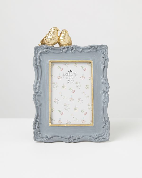Carolyn Donnelly Eclectic Starling Frame