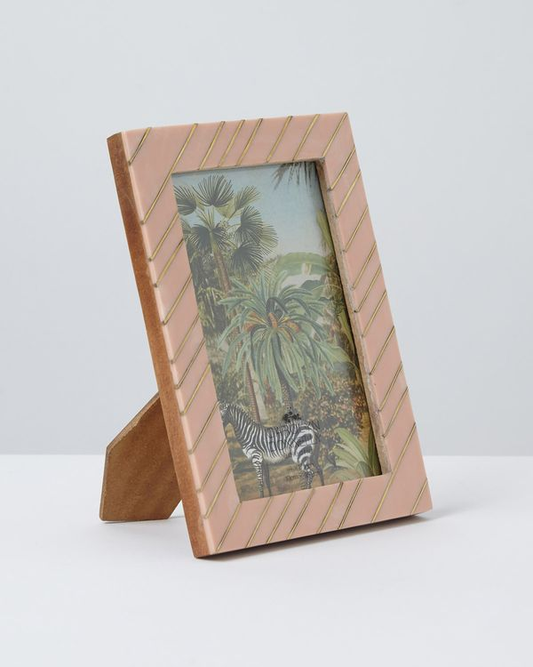 Carolyn Donnelly Eclectic Marble Effect Frame
