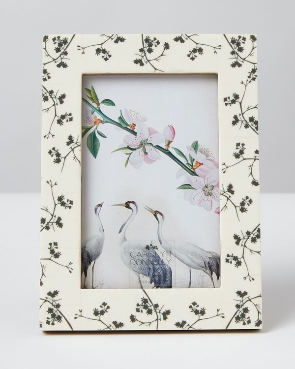 Carolyn Donnelly Eclectic Printed Frame