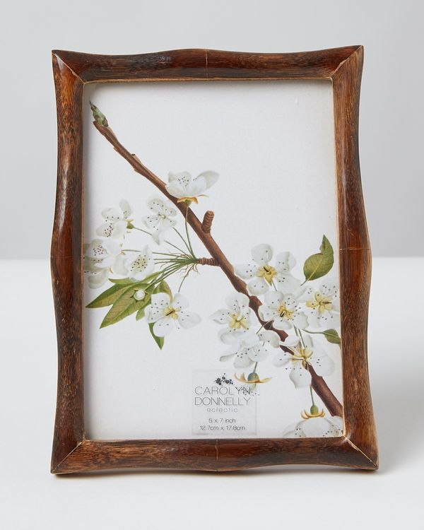 Carolyn Donnelly Eclectic Wooden Frame