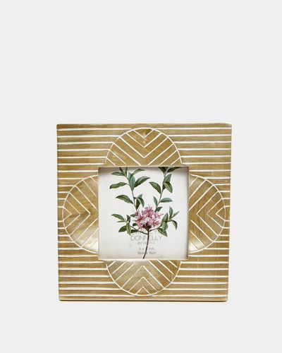 Carolyn Donnelly Eclectic Gold Design Frame