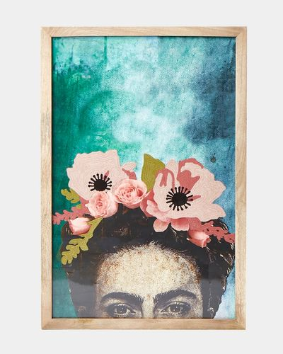 Carolyn Donnelly Eclectic Framed Wall Art Portrait