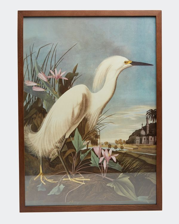 Carolyn Donnelly Eclectic Crane Wall Art