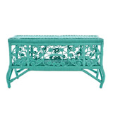 green Carolyn Donnelly Eclectic Java Coffee Table