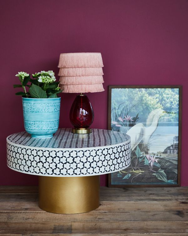 Carolyn Donnelly Eclectic Mosaic Table