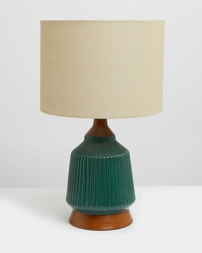Carolyn Donnelly Eclectic Ceramic Lamp