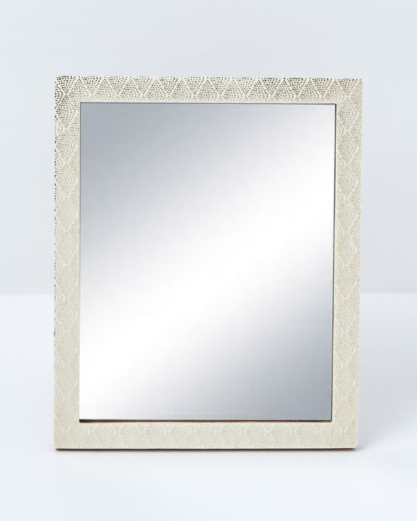 Carolyn Donnelly Eclectic Gold Foil Mirror