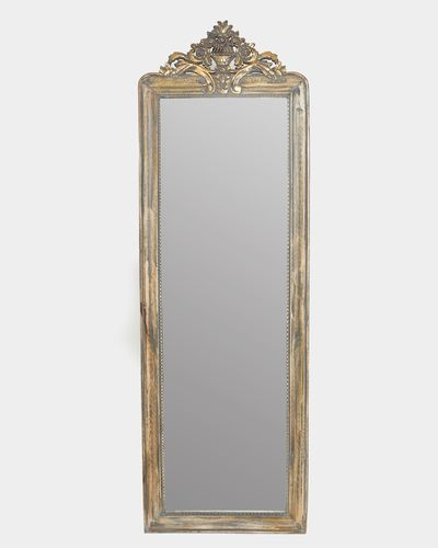 Carolyn Donnelly Eclectic Tall Framed Mirror thumbnail