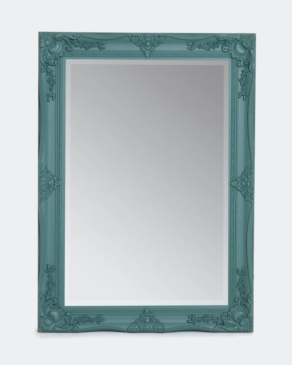 Carolyn Donnelly Eclectic Ornate Mirror