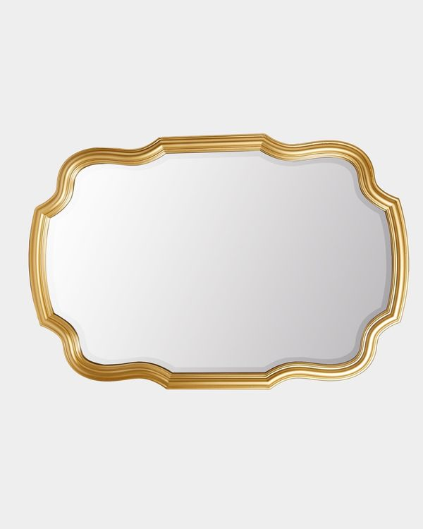 Carolyn Donnelly Eclectic Bevelled Mirror