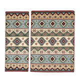 green Carolyn Donnelly Eclectic Kilim Rug