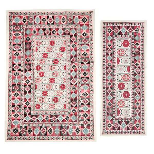 Carolyn Donnelly Eclectic Arabian Rug