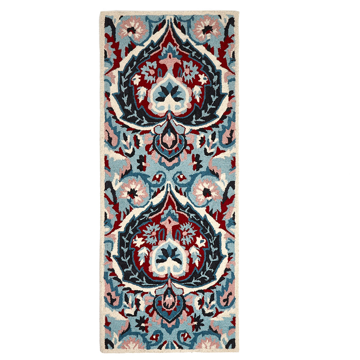 Carolyn Donnelly Eclectic Paisley Runner
