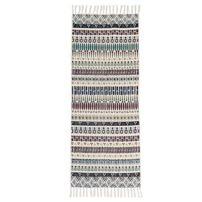 Carolyn Donnelly Eclectic Diamond Geo Print Runner thumbnail