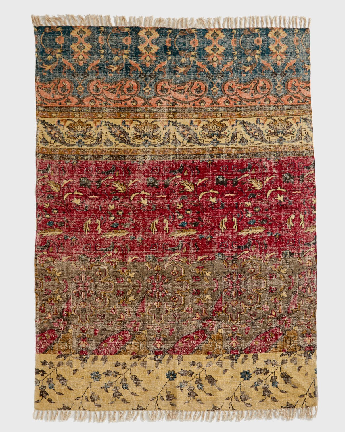 Multi Carolyn Donnelly Eclectic Mojave Rug