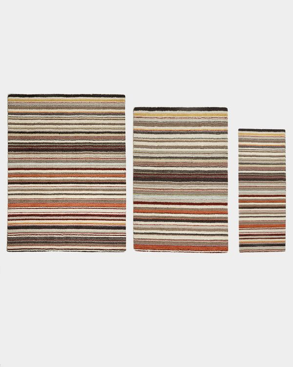 Carolyn Donnelly Eclectic Striped Rug
