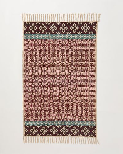 Carolyn Donnelly Eclectic Geo Stonewashed Rug