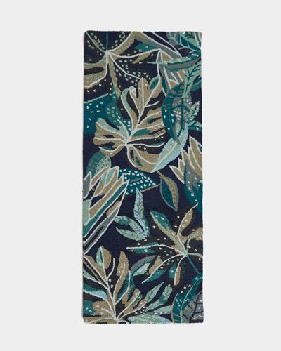 Carolyn Donnelly Eclectic Palm Leaf Runner