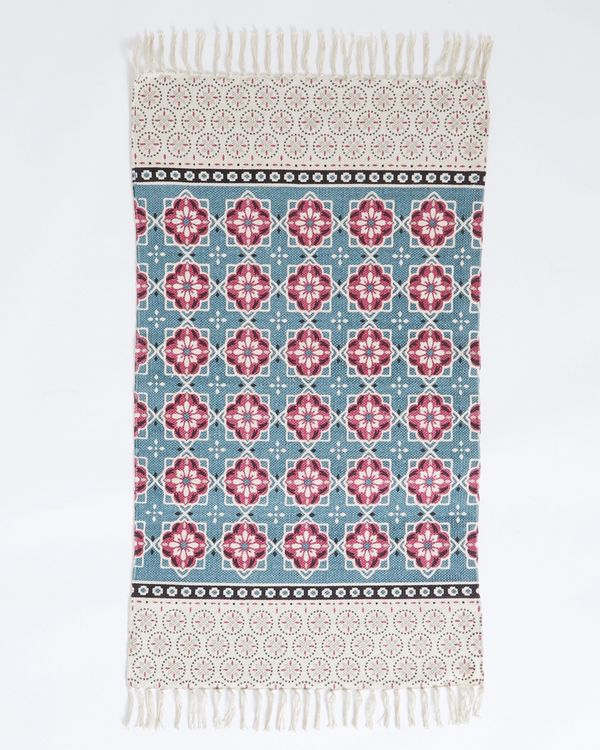 Carolyn Donnelly Eclectic Kasbah Mat