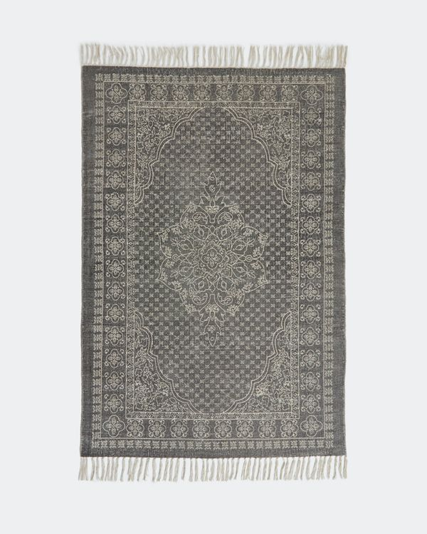 Carolyn Donnelly Eclectic Stonewashed Rug